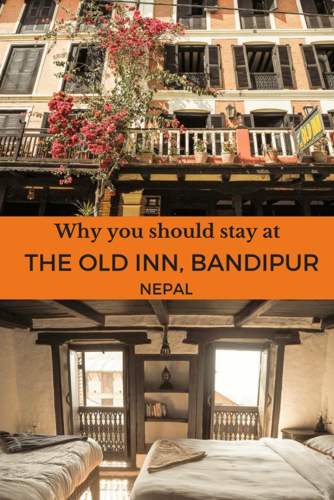 Наш опыт пребывания в Old Inn, Бандипур, Непал.
