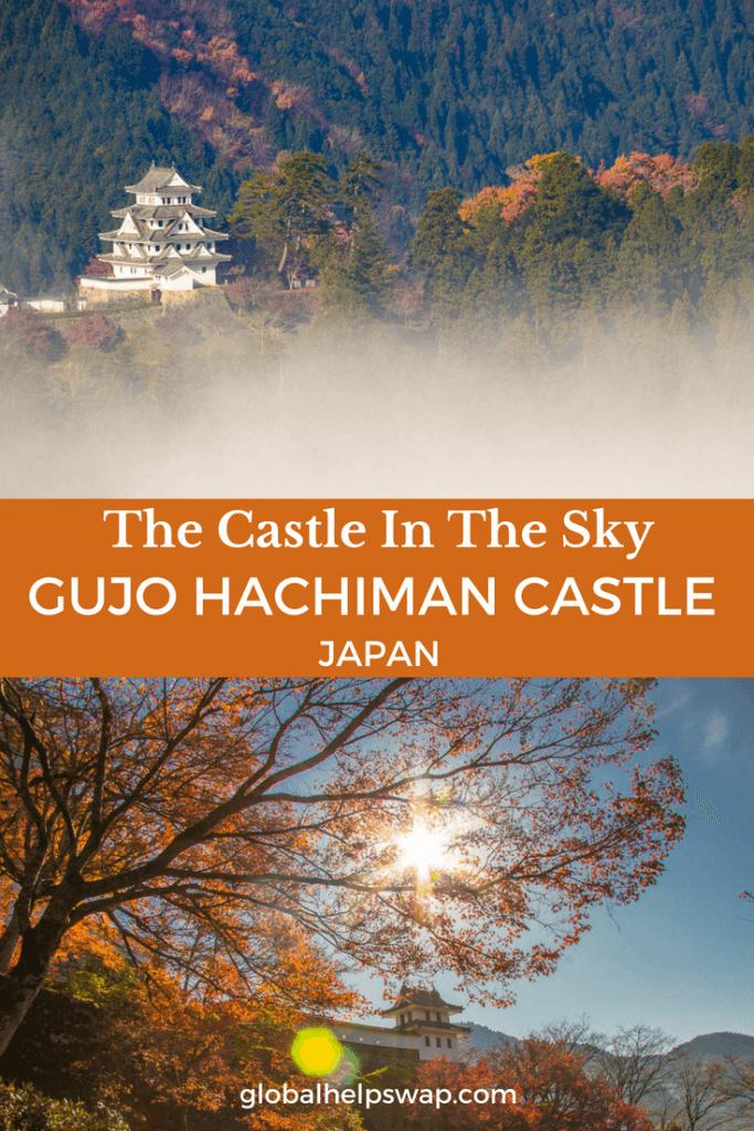 Если вы посещаете префектуру Гифу в Японии, мы рекомендуем посетить город Гудзё-Хатиман и замок Гудзё-Хатиман. Он известен как замок в небе и имеет богатую историю.