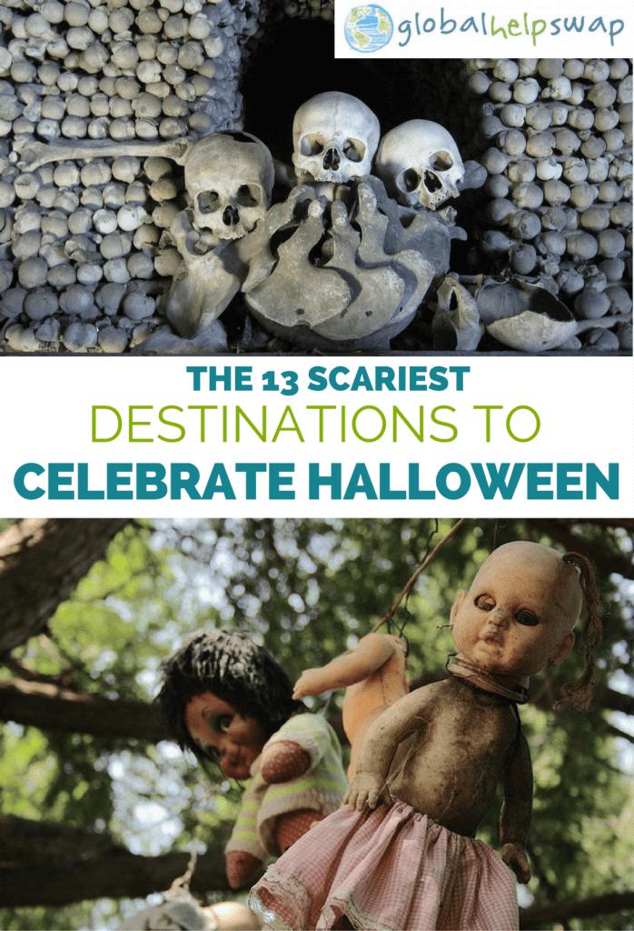 13 самых страшных мест для празднования Хэллоуина по всему миру. Вот несколько отличных идей и мест, где можно отпраздновать Хэллоуин. В этих местах есть все, от вампиров до зомби. Также есть множество призраков, так что будьте готовы к испугам!