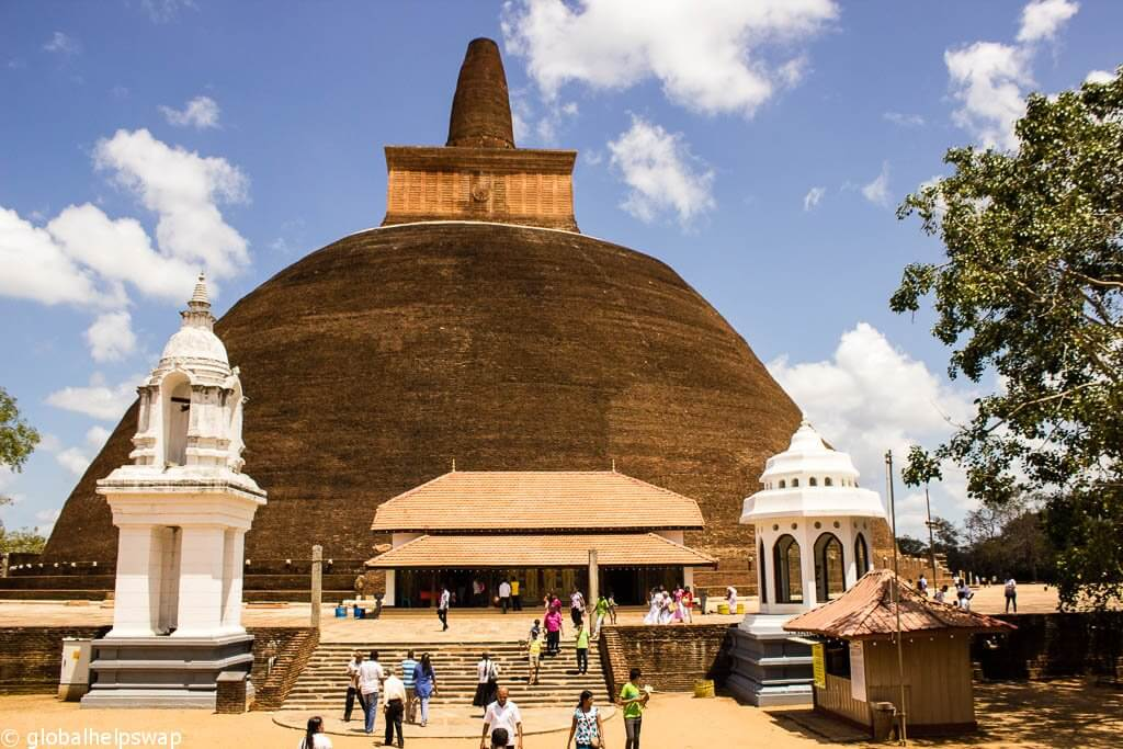 объект всемирного наследия Анурадхапура