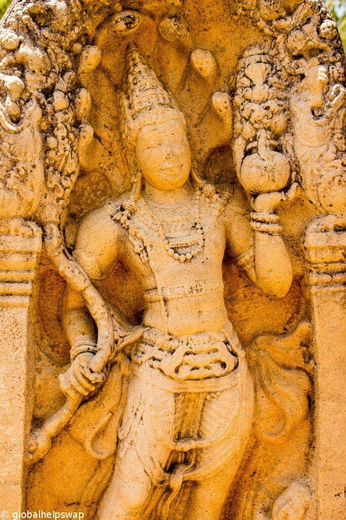 Археологический музей Анурадхапура