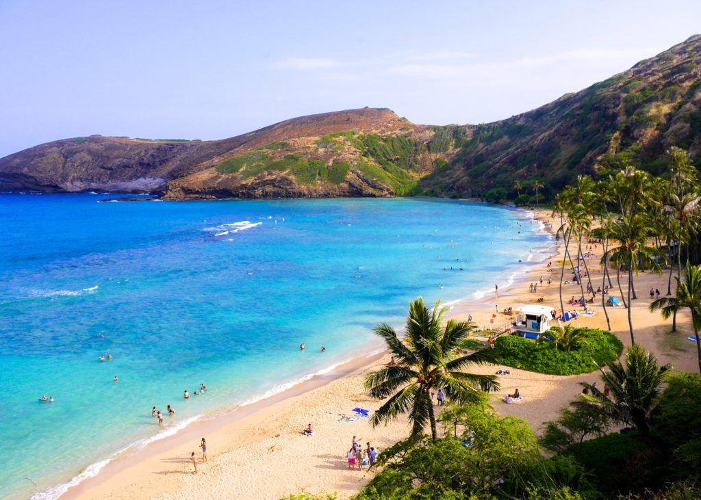 Самые красивые места Гавайев