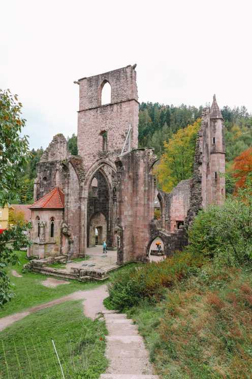 Изучение Баден-Бадена и поездка по Шварцвальду в Германии