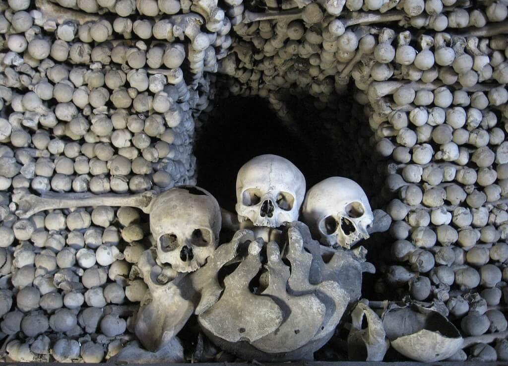 13 самых страшных мест для празднования Хэллоуина