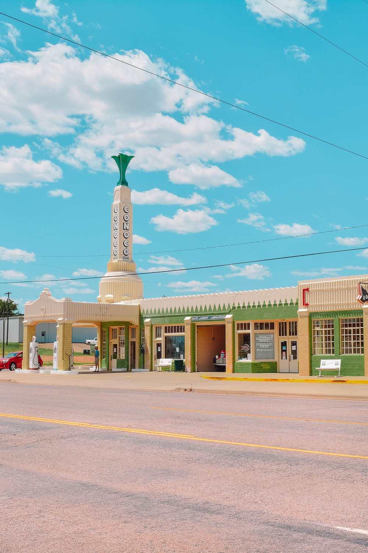 Маршрут 66: лучшие места в Техасе для посещения