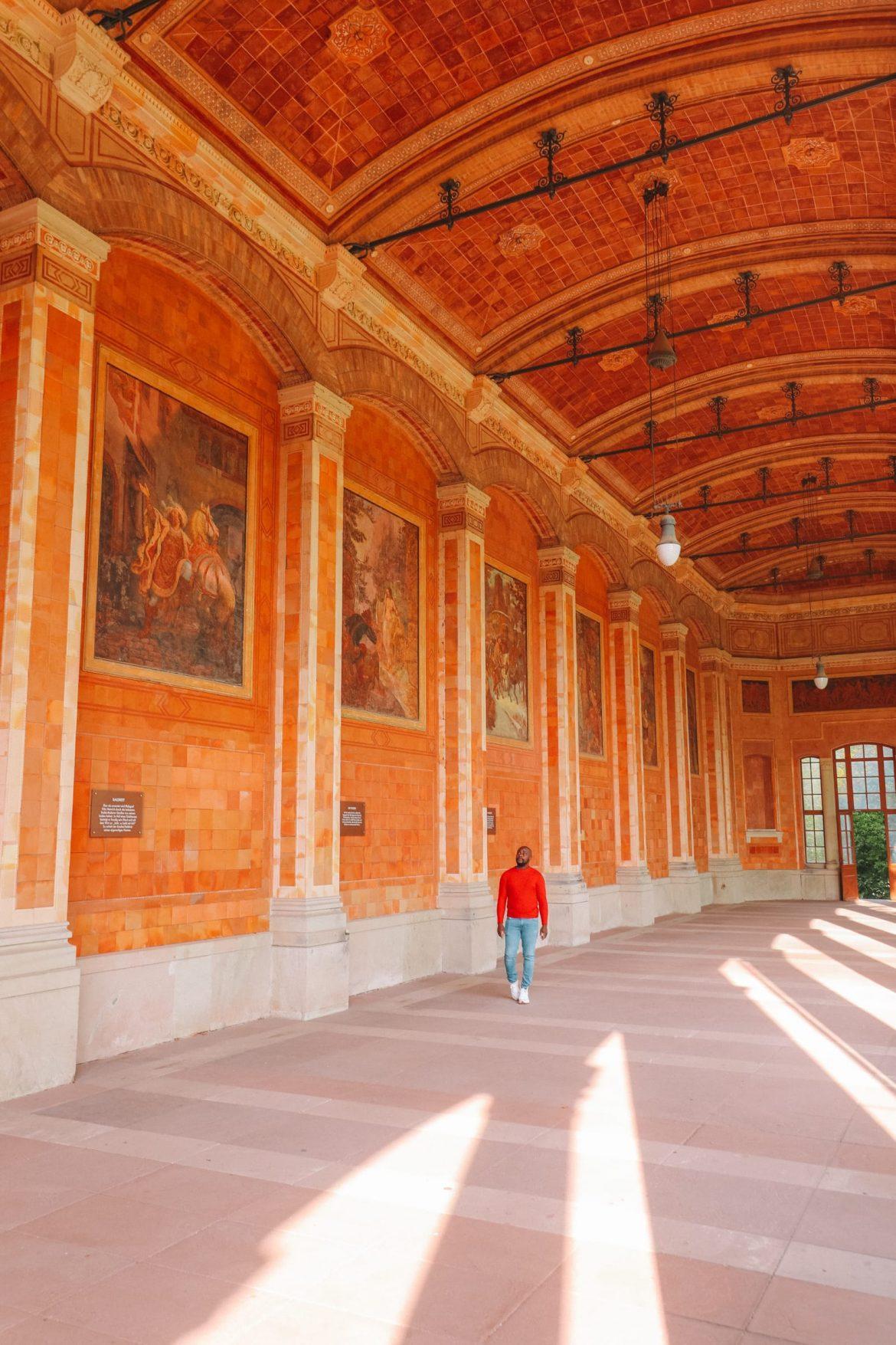 Изучение Баден-Бадена и поездка по Шварцвальду Германии