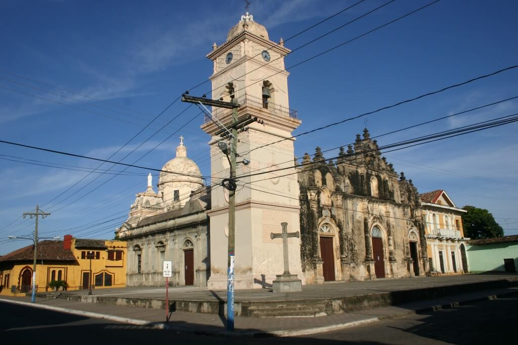 Иглесиа Ла Мерсед, Гранада, Никарагуа