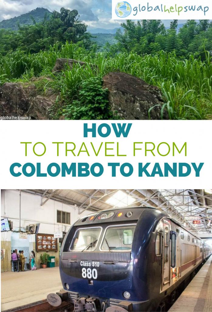 Вы ищете информацию о том, как добраться из Коломбо в Канди? Затем прочтите этот пост, чтобы узнать, какой из трех вариантов нам больше всего нравится. На машине, автобусе или поезде?