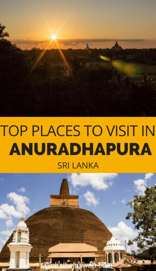 Проверьте лучшие места для посещения в Анурадхапуре. От древних храмов до статуй Будды - эту древнюю столицу обязательно нужно посетить любителям культуры и истории.