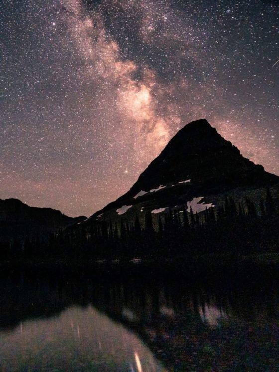 национальный парк ледника чем заняться Скрытое озеро