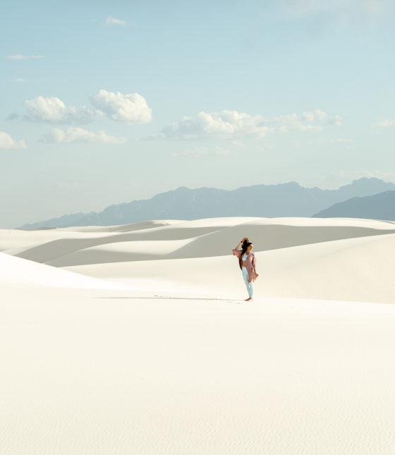национальный парк «белые пески»