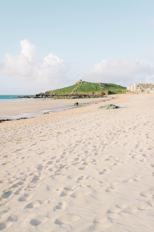 Песчаные пляжи в Англии