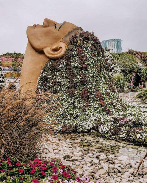 Чем заняться в Дубае: исследовать Чудесный сад.