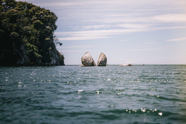 Замедление и устойчивое путешествие в Abel Tasman