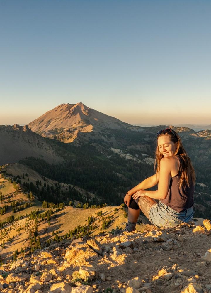 48 часов в вулканическом национальном парке Лассен (маршрут + развлечения!)