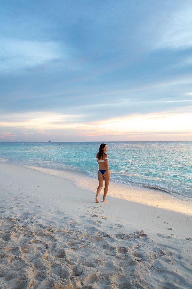 Чего ожидать при посещении пляжа Игл-Бич в Арубе