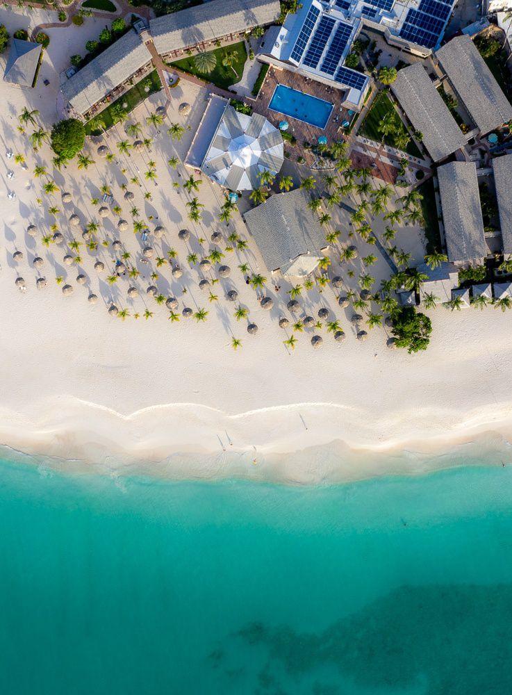 Лучшие пляжи Арубы