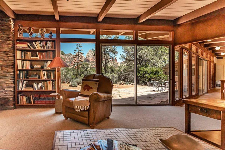 7 лучших Airbnb в Седоне, Аризона
