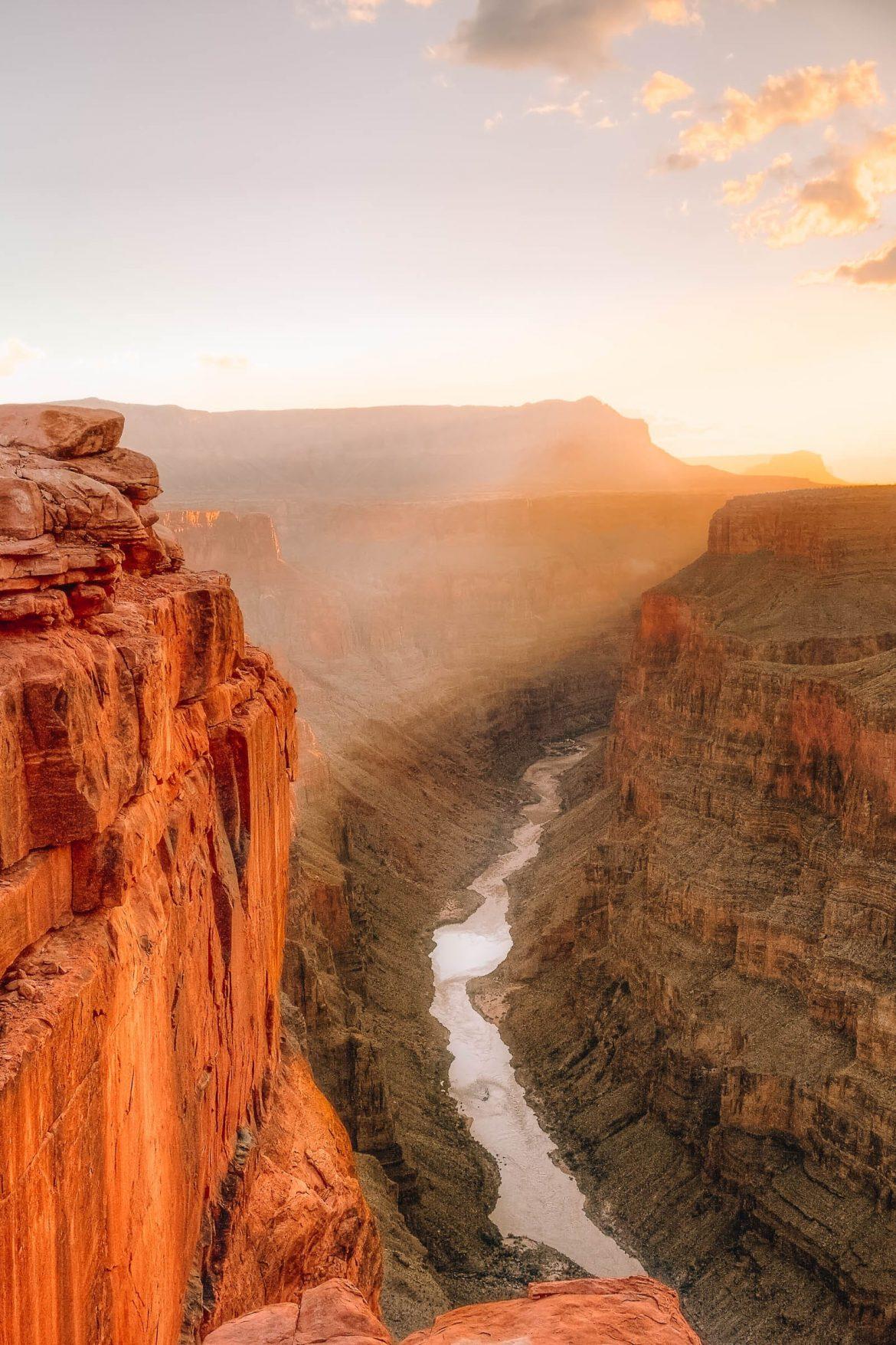 14 самых лучших занятий в Гранд-Каньоне