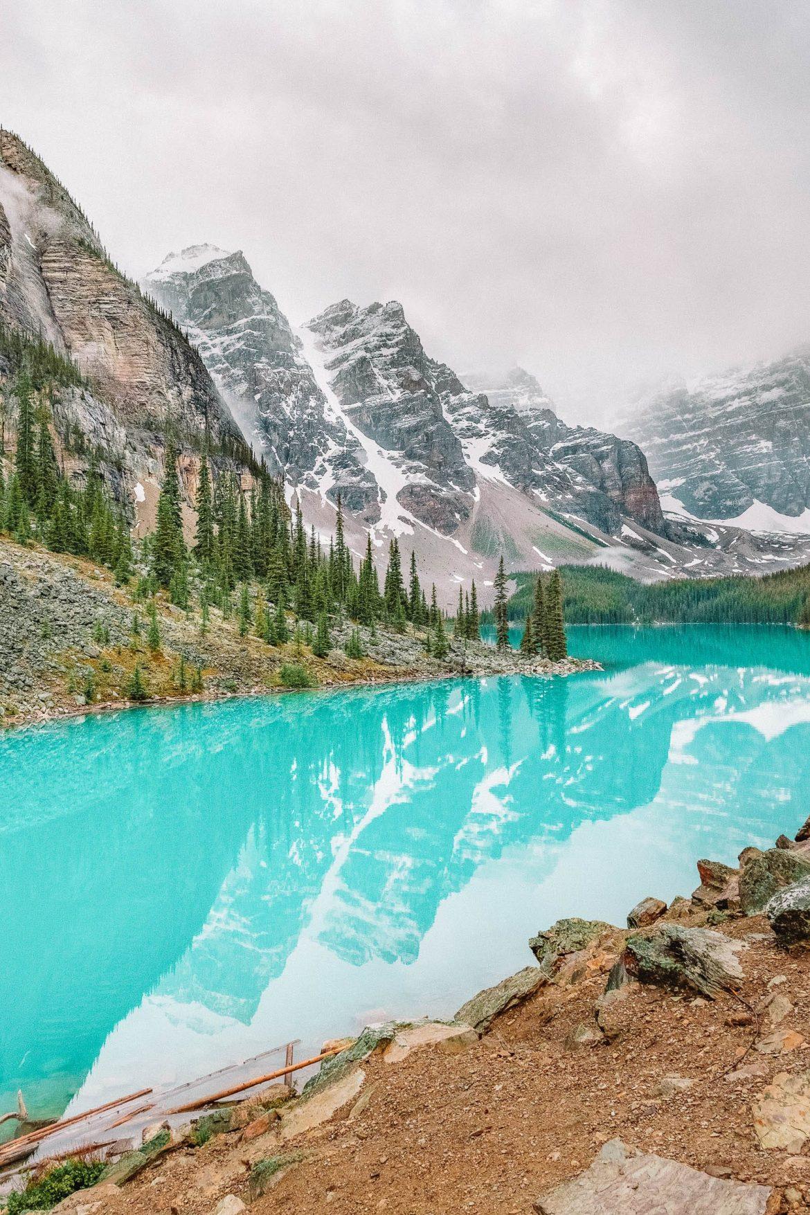 12 лучших мест в Канадских Скалистых горах для посещения