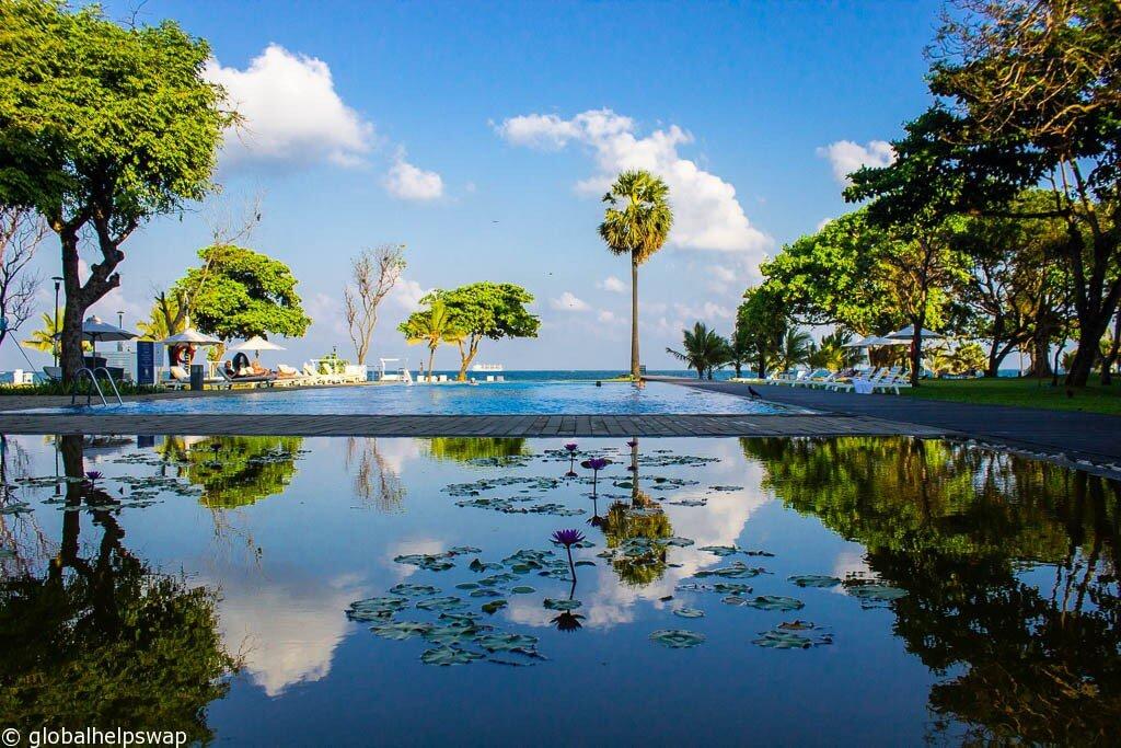 Лучшие отели для молодоженов на Шри-Ланке