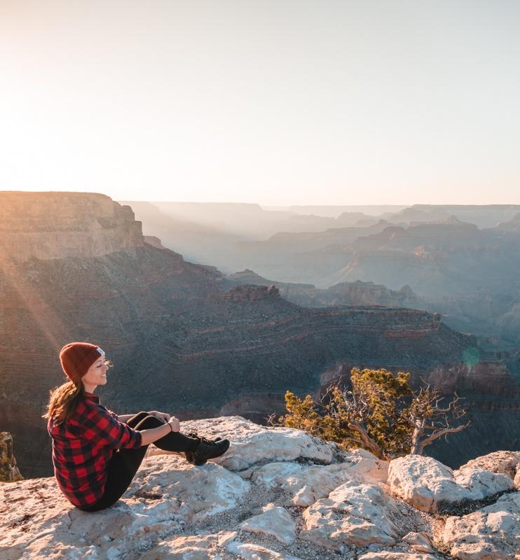 27 лучших мест для посещения в США весной