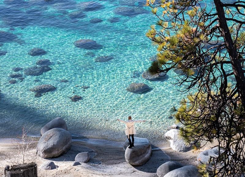 Лучшие места для фотографирования на озере Тахо