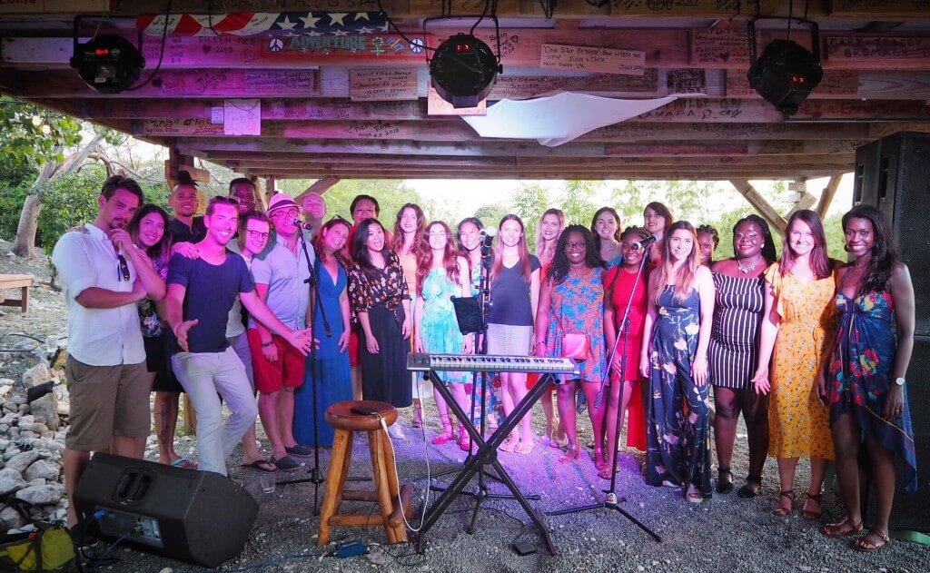 Певческие каникулы — Как я осуществил мечту на Карибах