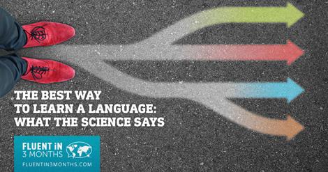 Лучший способ выучить язык [Scientifically Proven and Polyglot Tested]