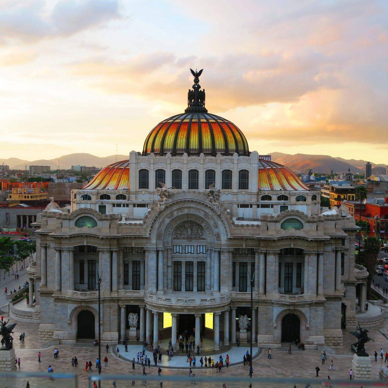 33 интересных места в Мехико