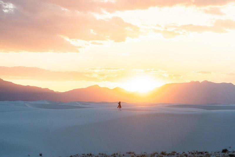 7 важных вещей, которые нужно знать при посещении национального парка Уайт-Сэндс