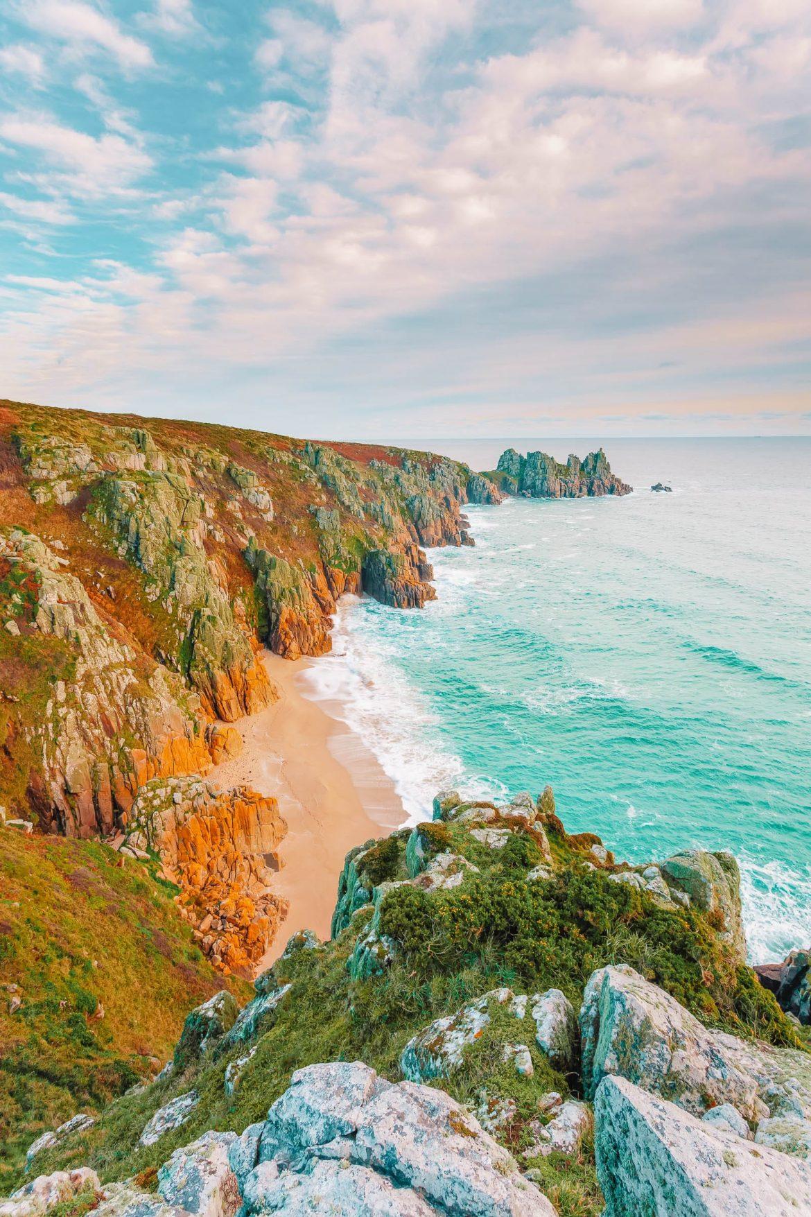 14 самых лучших пляжей в Корнуолле для посещения